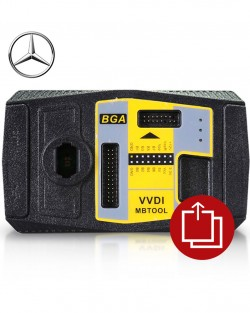 VVDI MERCEDES UNLIMITED PACK 1 YEAR