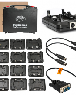 VVDI KEY TOOL Remote Renew Adapters 12Pcs Full Package